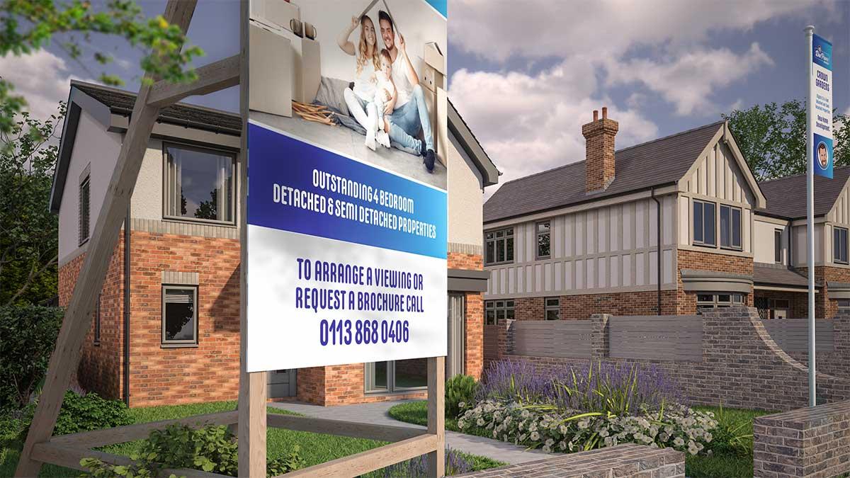 Crown Gardens Dan Pearce Sells Homes Land and New Homes